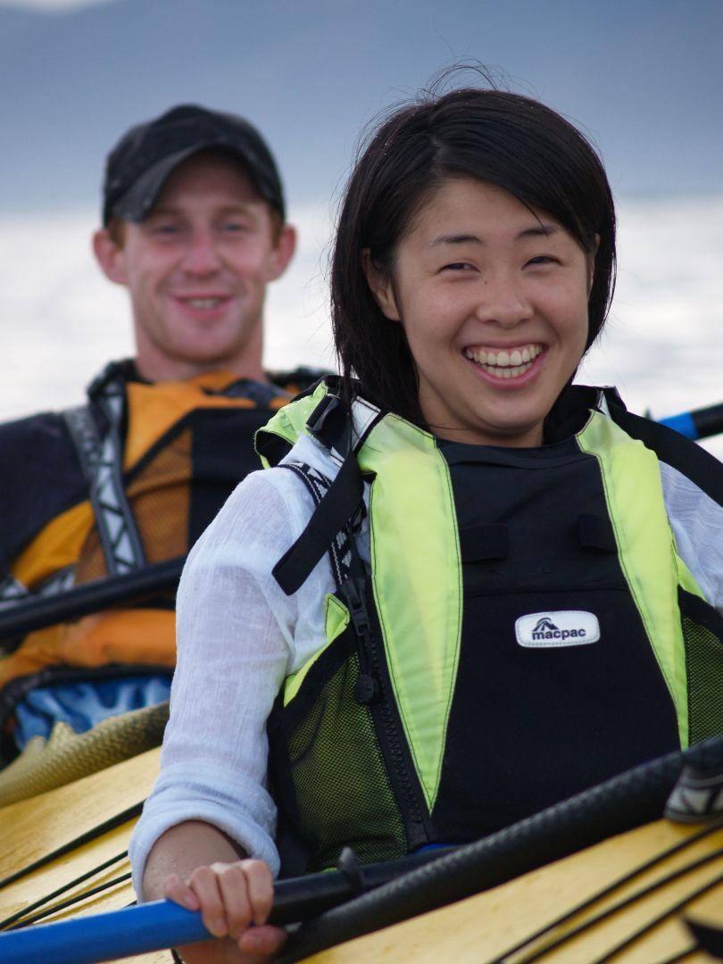 Private Kayaking Tour Kaikoura NZ