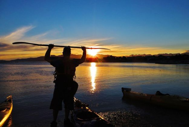 Sunset Kayaking Tour