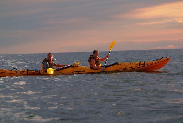 Sea Kayak Hire Kaikoura Kayaks